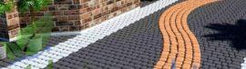 Укладка тротуарной плитки специалистами