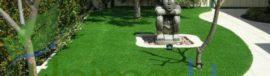 Что такое искусственный газон?